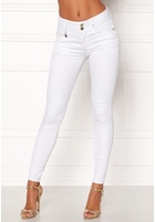 Happy Holly Karen Jeans White 46l