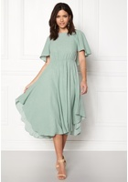 Y.a.s Dicca S/s Dress Jadeite S