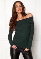 Vero Moda Ava Offshoulder Blouse Green Gables Xs