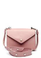Pieces Dolla Cross Body Pink One Size