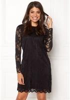 Vila Stasia Lace A-shape Dress Black M