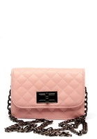 Vero Moda Cea Small Cross Over Bag Sepia Rose One Size