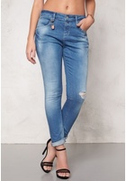 Only Lise Antifit Jeans Dark Blue Denim 27/34