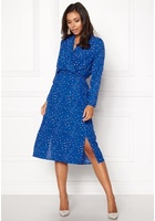 Vero Moda Dee Calf Dress Strong Blue S