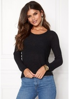 Only Geena L/s Pullover Black Xl