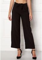 Jacqueline De Yong Chung Wide Pant Black/stripes M/34
