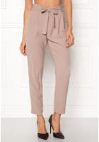 Only Florence Belt Ankle Pant Fawn Xl
