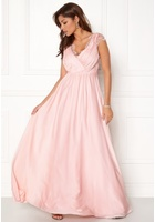 Chiara Forthi Annina Gown Light Pink 38