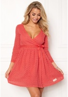 Odd Molly Solo Dress Cayenne Red S (1)