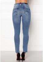 Tommy Jeans High Rise Skinny Santana Jeans 911 Dram Mid Blue 24/30