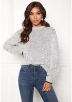 Dagmar Bel Sweater Salt&pepper Xl