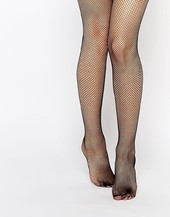 Gipsy Fishnet Tights-black