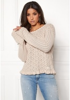 Odd Molly Holy Molly Sweater Light Porcelain L (3)