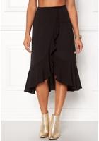 Only Ella Flounce Skirt Black S
