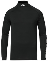 J.lindeberg Aello Soft Compression Tee Black