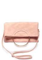 Pieces Allison Cross Body Rose Tan One Size