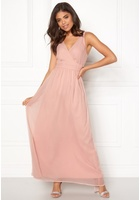 Vero Moda Josephine Sl Maxi Dress Misty Rose S