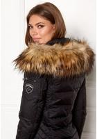 Rockandblue Faux Fur Trim Natural One Size