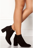 Billi Bi Black Suede Booties Black 38