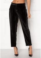 Rut & Circle Adina Velvet Pant Black M