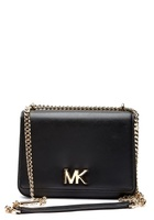 Michael Michael Kors Mott Lg Chain Shoulder 001 Black One Size