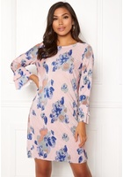 Jacqueline De Yong Cita L/s Dress Peachskin S