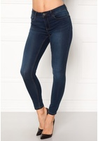 Vero Moda Seven Shape Up Jeans Dark Blue Denim S/32