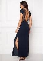 Samsøe & Samsøe Isar Long Dress Dark Sapphire M