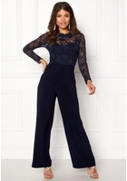 Sisters Point Gihi Jumpsuit Navy/navy L
