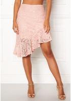 Vero Moda Lizz Hw Blk Skirt Sepia Rose Xl