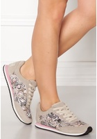 Odd Molly Lace Up Trainer Light Porcelain 39