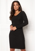 Jacqueline De Yong Akili L/s Dress Option Black S