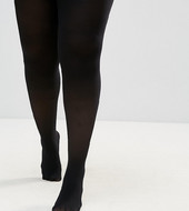 Junarose 2 Pack Tights-black