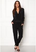 Vila Holly L/s 7/8 Jumpsuit Black 36